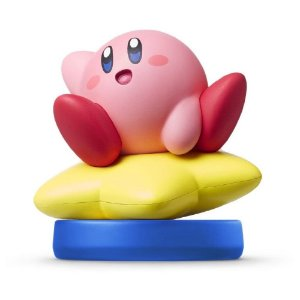 Nintendo Amiibo: Kirby - Kirby - Wii U, New Nintendo 3DS e Switch