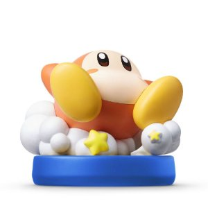 Nintendo Amiibo: Waddle Dee - Kirby - Wii U, New Nintendo 3DS e Switch