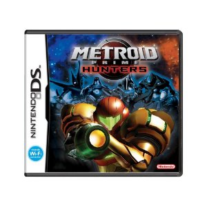 Jogo Metroid Prime: Hunters (First Hunt) - DS