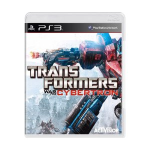 Jogo Transformers: War for Cybertron - PS3