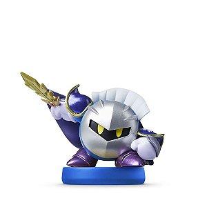 Nintendo Amiibo: Meta Knight - Kirby - Wii U, New Nintendo 3DS e Switch