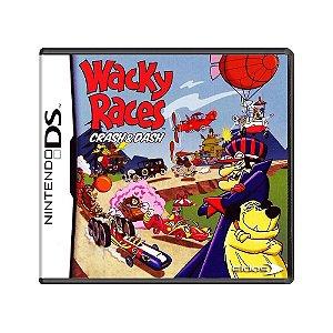 Jogo Wacky Races: Crash & Dash - DS