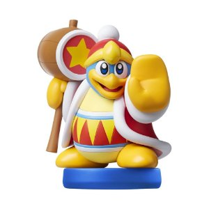 Nintendo Amiibo: King Dedede - Kirby - Wii U, New Nintendo 3DS e Switch