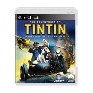 Jogo The Adventures of Tintin: The Secret of the Unicorn - PS3