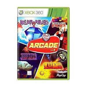 Jogo PopCap Arcade Vol 1 - Xbox 360