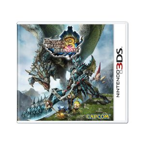 Jogo Monster Hunter 3: Ultimate - 3DS