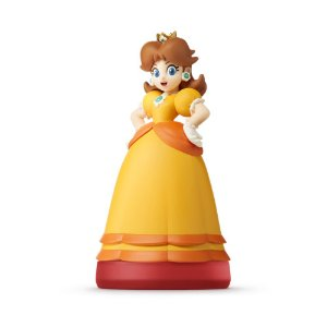 Nintendo Amiibo: Daisy - Super Mario - Wii U, New Nintendo 3DS e Switch