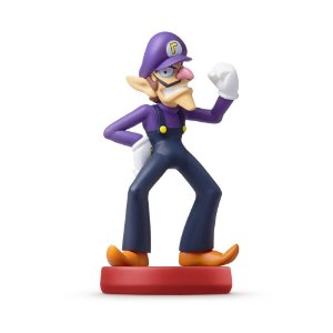 Nintendo Amiibo: Waluigi - Super Mario - Wii U, New Nintendo 3DS e Switch