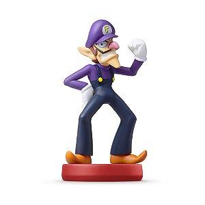 Nintendo Amiibo: Waluigi - Super Mario - Wii U, New Nintendo 3DS e Switch