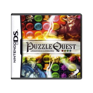 Jogo Puzzle Quest: Challenge of the Warlords - DS