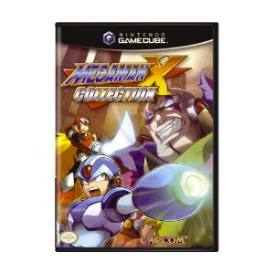 Jogo Mega Man X Collection - GameCube