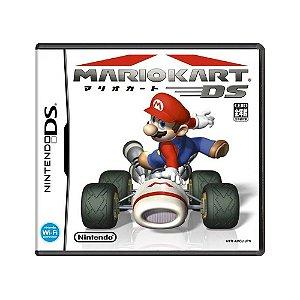 Jogo Mario Kart - DS (Japonês)