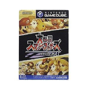 Jogo Super Smash Bros Dx - GameCube (Japonês)