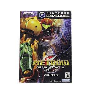 Jogo Metroid Prime - GameCube (Japonês)