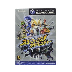 Jogo Star Fox Adventures - GameCube (Japonês)