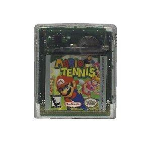 Jogo Mario Tennis - GBC