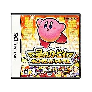 Jogo Kirby Super Star Ultra - DS (Japonês)