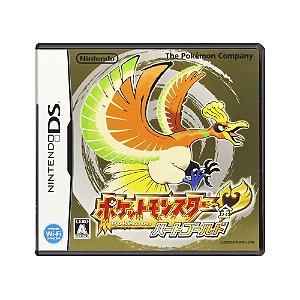 Jogo Pokémon Heart Gold Version - DS (Japonês)