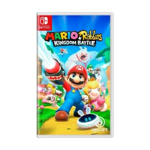 Jogo Mario + Rabbids Kingdom Battle - Switch