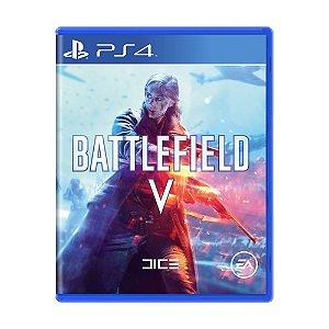Jogo Battlefield V - PS4