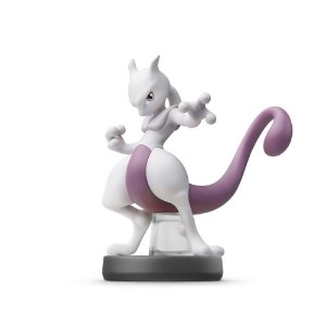 Nintendo Amiibo: Mewtwo - Super Smash Bros - Wii U, New Nintendo 3DS e Switch