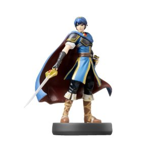 Nintendo Amiibo: Marth - Super Smash Bros - Wii U, New Nintendo 3DS e Switch