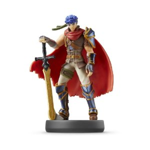 Nintendo Amiibo: Ike - Super Smash Bros - Wii U, New Nintendo 3DS e Switch