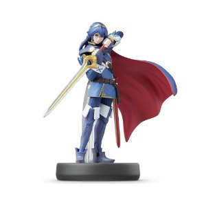 Nintendo Amiibo: Lucina - Super Smash Bros - Wii U, New Nintendo 3DS e Switch