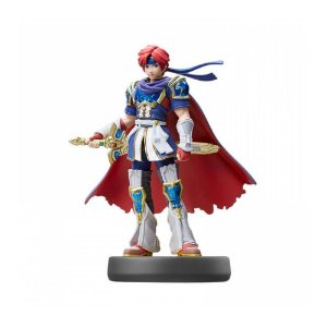 Nintendo Amiibo: Roy - Super Smash Bros - Wii U, New Nintendo 3DS e Switch