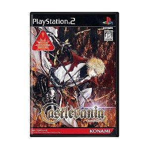 Jogo Castlevania: Lament of Innocence - PS2 (Japonês)