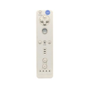 Controle Nintendo Wii Remote Paralelo Smart Branco - Wii