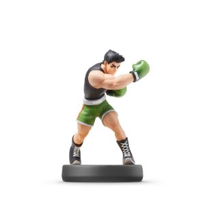 Nintendo Amiibo: Little Mac - Super Smash Bros - Wii U, New Nintendo 3DS e Switch