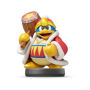 Nintendo Amiibo: King Dedede - Super Smash Bros - Wii U, New Nintendo 3DS e Switch
