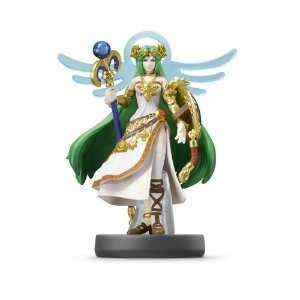 Nintendo Amiibo: Palutena - Super Smash Bros - Wii U, New Nintendo 3DS e Switch