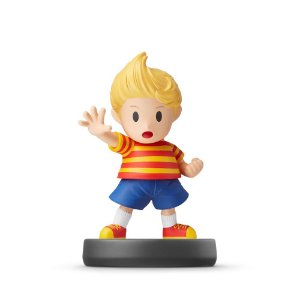 Nintendo Amiibo: Lucas - Super Smash Bros. Collection - Wii U, New Nintendo 3DS e Switch