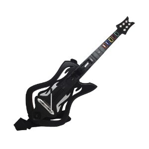 Guitarra Guitar Hero: Warriors of Rock - PS3 (Sem Tampa)