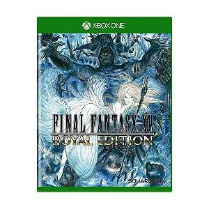 Jogo Final Fantasy XV (Royal Edition) - Xbox One