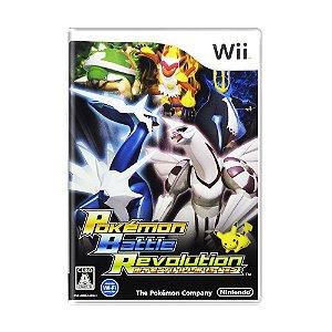 Jogo Pokémon Battle Revolution - Wii (Japonês)
