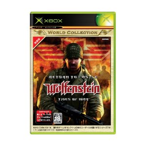 Jogo Return to Castle Wolfenstein: Tides of War - Xbox (Japonês)