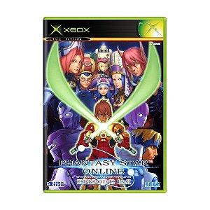 Jogo Phantasy Star Online: Episode I & II - Xbox (Japonês)