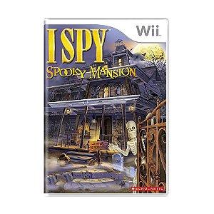 Jogo I Spy: Spooky Mansion - Wii