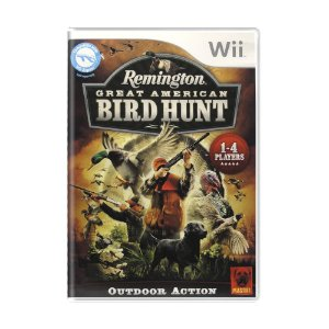 Jogo Remington Great American Bird Hunt - Wii