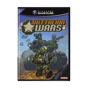 Jogo Battalion Wars - GameCube
