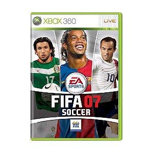Jogo FIFA Soccer 07 - Xbox 360