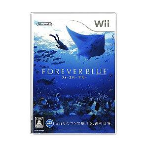 Jogo Forever Blue - Wii (Japonês)