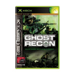 Jogo Tom Clancy's Ghost Recon - Xbox (Japonês)