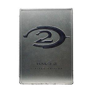 Jogo Halo 2 (Limited Edition) - Xbox (Japonês)