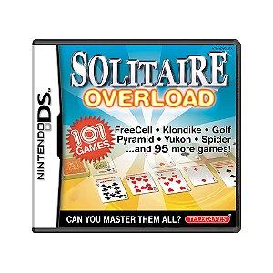 Jogo Solitaire Overload - DS