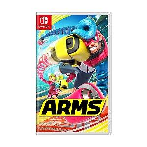 Jogo ARMS - Switch