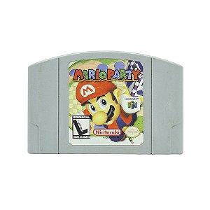 Jogo Mario Party - N64